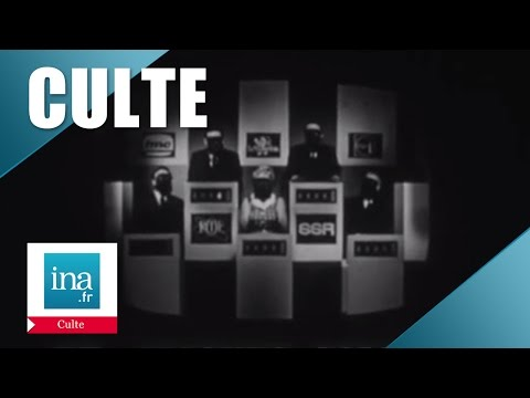 Culte : Le Francophonissime   Archive INA