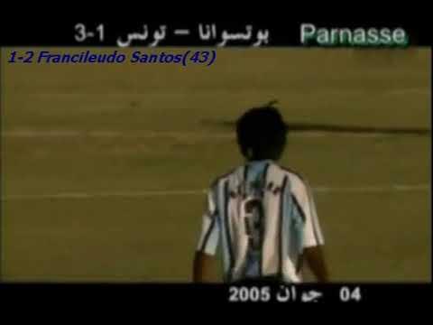 QWC 2006 Botswana vs. Tunisia 1-3 (04.06.2005)