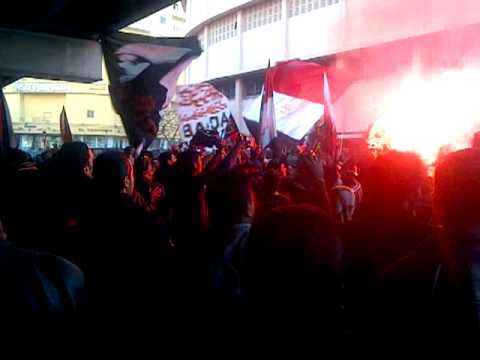 Egypt's Ultras march to Tahrir demanding justice for Port Said victims
