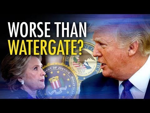 FBI Surveillance of Trump Team: Worse than Watergate? | John Cardillo