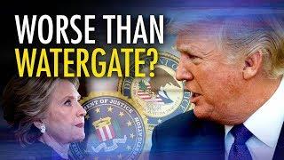 FBI Surveillance of Trump Team: Worse than Watergate? | John Cardillo