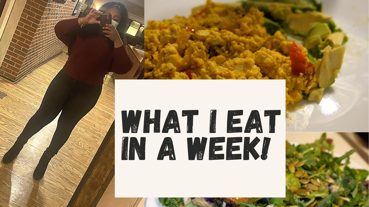 What I Eat In A Week l Keto AND Vegan!