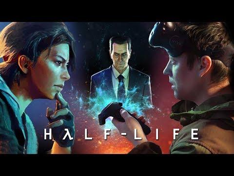 Half-Life: 3!  Alyx - Полное прохождение!