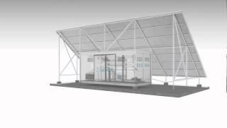 Dessol Modular solar desalination