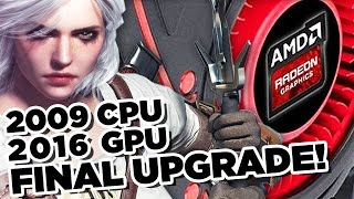 KILLER upgrade for your OLD gaming PC - Quad core is all you need! (2016)