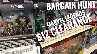Ep119  Bargain Hunt Clearance Marvel Legends Toy Hunt/ Deadpool Hit Monkey Miami Vice 2pack