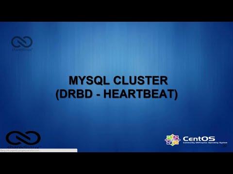 [LAB 11 - PART 3/3] - Cấu hình DRBD - HEARTBEAT (MYSQL CLUSTER) (CentOS 6.8)