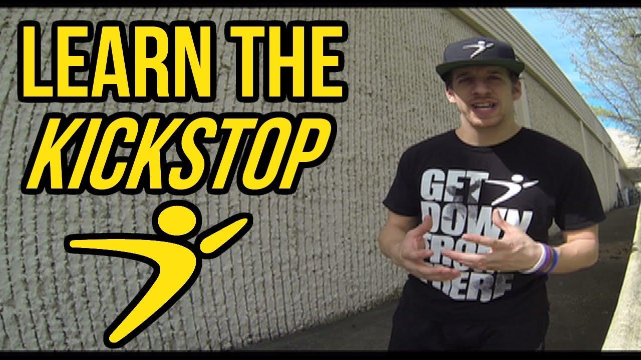 PARKOUR LESSON #9: The Kickstop (Brandon's Basics - EP9) - YouTube