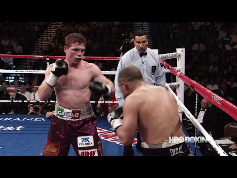 Greatest Hits: Canelo Alvarez