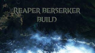[PvE Build] Reaper Berserker The Augury of Death!