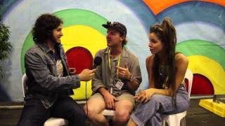 Interview: The Jungle Giants at the Big Day Out Sydney (2014)