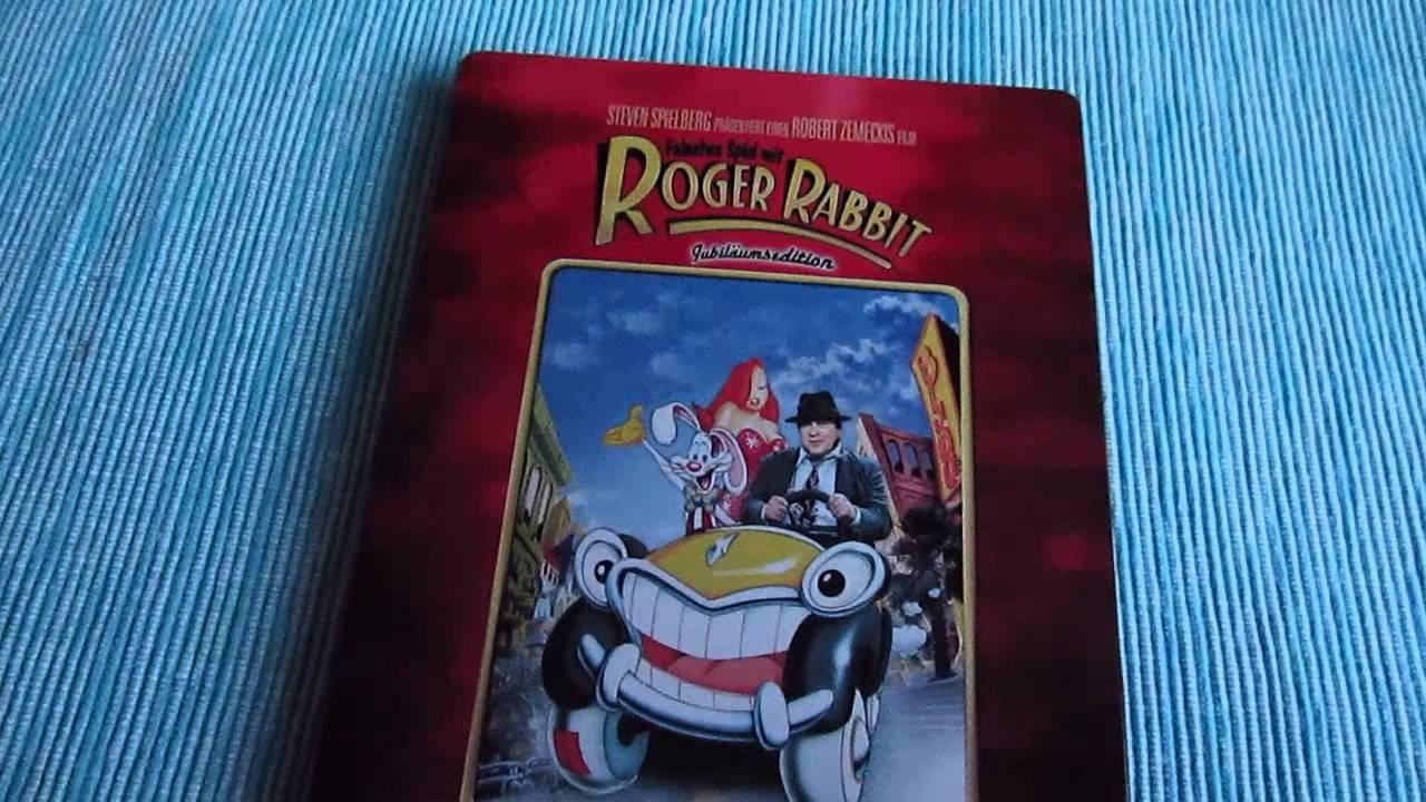 Großartig Falsches Spiel Mit Roger Rabbit Blu Ray Bilder ...