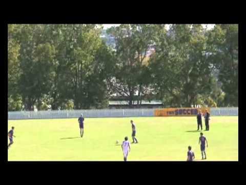 Oliver Smith 2010 Soccer - Goalkeeper highlights