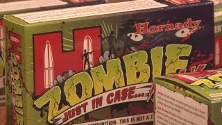 How to shoot zombies with real bullets