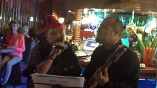 Laly's Bar, Puerto Naos, Los Palmas, 23 Feb. 2013