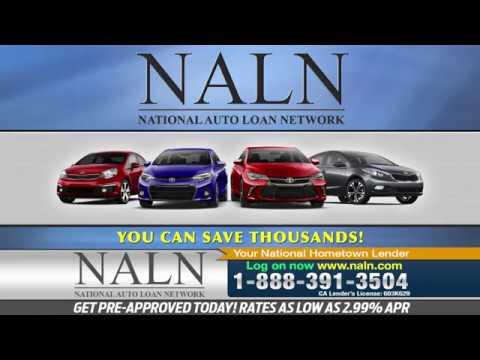 National Auto Loan Network: Auto Refinancing