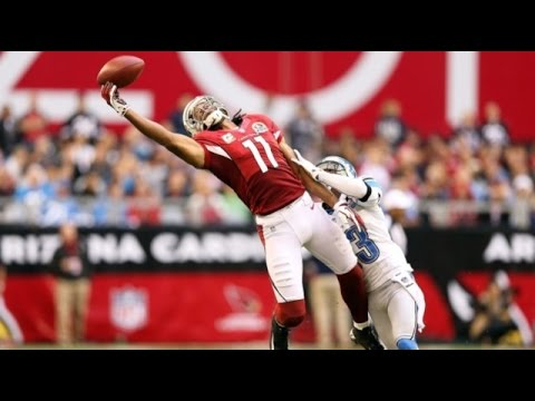 "Larry Fitzgerald Highlights ""Wrist"""