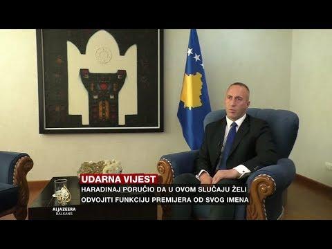 Spahiu o posljedicama ostavke Ramusha Haradinaja