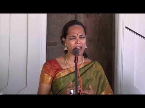 Dr Padma Sugavanam -Hiranmayim Lakshmim- Lalita - Dikshitar