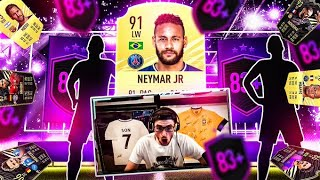 HOW GOOD ARE 10 x 83+ PACKS?!🤔 FIFA 21 Ultimate Team