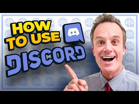 How To Use Discord App - EASY Discord Tutorial