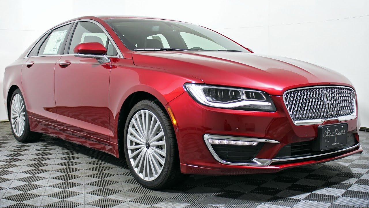 2017 Lincoln Mkz Reserve 3 0l Gtdi Awd At Eau Claire Ford Quick Lane