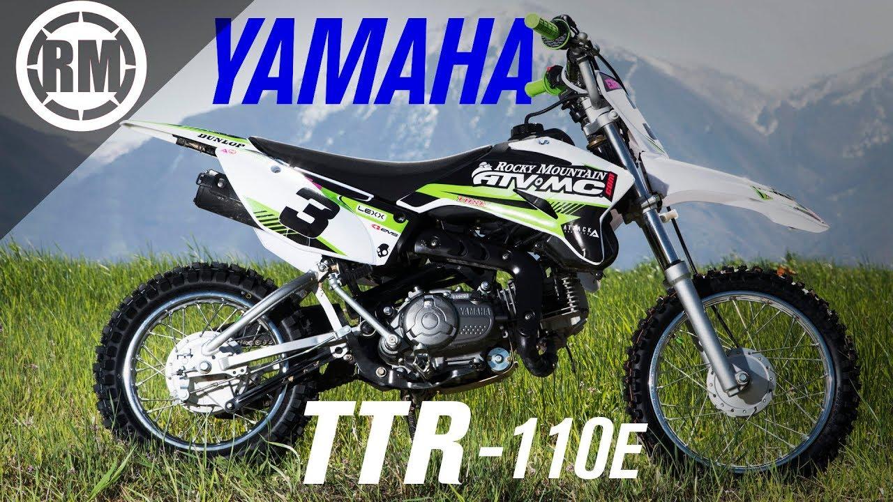 Kids Dirt Bike Guide Series | Yamaha TTR 110E