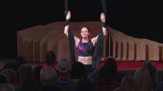 How aerial acrobatics taught me physics and the other way around | Mykelle Walton | TEDxBoise