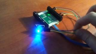 Arduino KY 016 3 color LED module