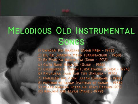 Melodious Old Instrumental songs