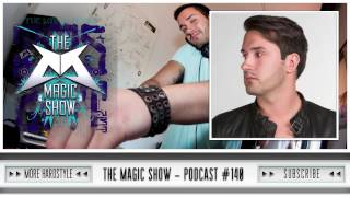 The Magic Show Podcast 140 | Hard Driver, Kodex and Mind.Illusion