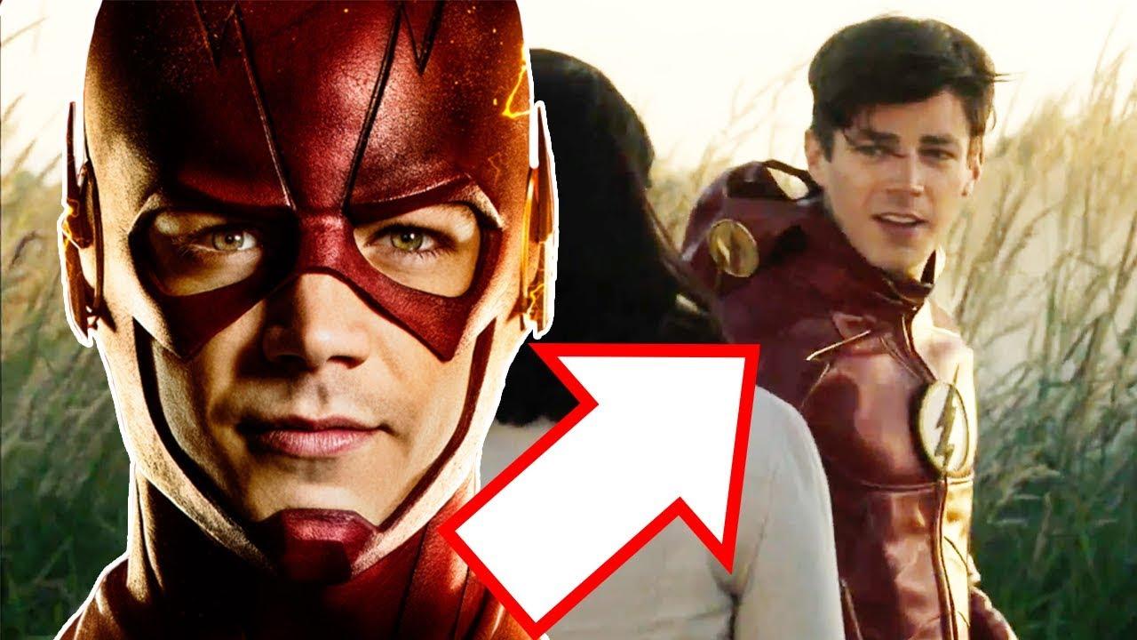 The Flash Season 4 Episode 1 Crossover Trailer Breakdown