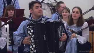 "В. Гридин - ""Рассыпуха"" в исполнении оркестра - пример видеосъемки от videosculptor.ru"