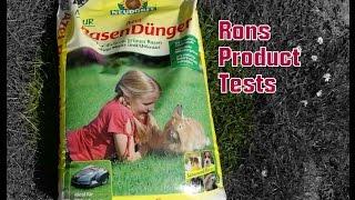 NEUDORFF Azet Rasen Dünger Natürlich und Biologisch | optimal wenn man Tiere im Garten hat