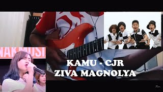 Download Lagu ZIVA MAGNOLYA - KAMU CJR GUITAR COVER mp3