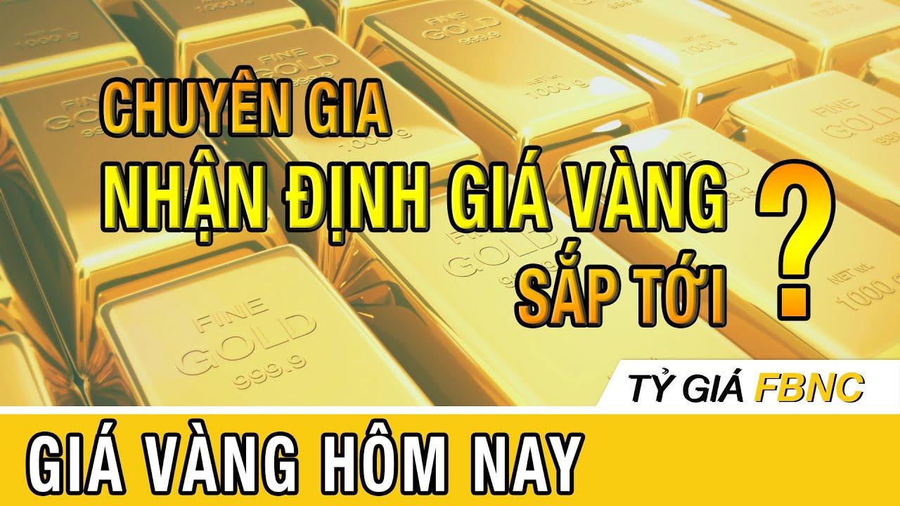 Giá vàng mới nhất hôm nay ngày 9 tháng 4, 2020 | Chuyên gia nhận định giá vàng sắp tới?