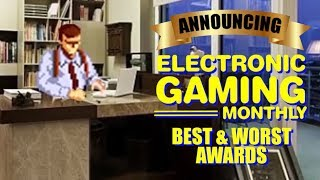 Announcement: Best & Worst Awards Show Coming Soon - Defunct Games