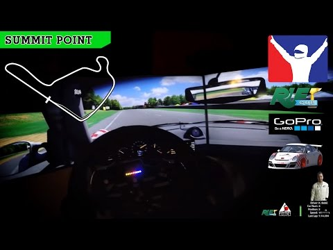 iRacing RUF Cup @ Summit Point - FANATEC - GoPro HERO4 OnBoard cam