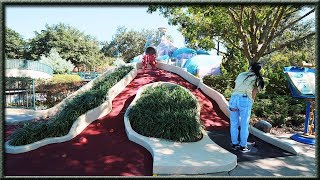 BACK TO BACK HOLE IN ONE AT ONE OF THE BEST AND MOST FUN MINI GOLF COURSES IN THE WORLD!