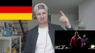 GERMAN RAP REACTION // Kollegah & Farid Bang - Stiernackenkommando (Official HD Video)