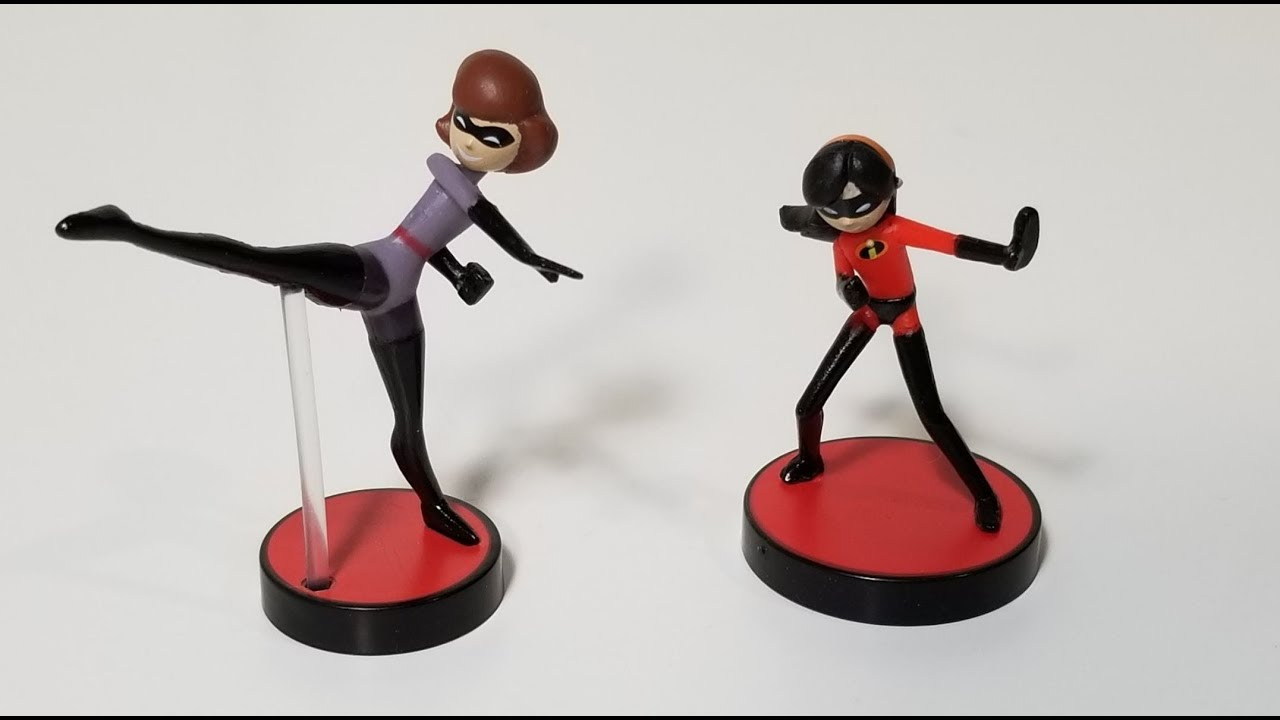 "Jacks Pacific Incredibles 2 Blind Box 2/"" Figure"
