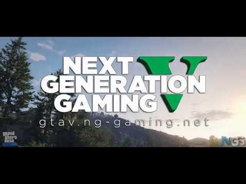 GTA 5 Next Generation Role Play Trailer (GTA Network)