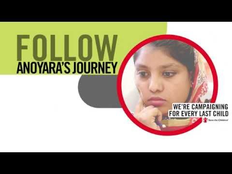 Our Youth Advocate Anoyara Khatun's fight against child traf...