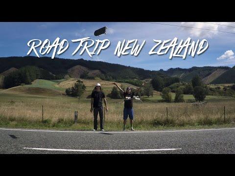 "GoPro Skate: Road Trip New Zealand - ""Renegade Camping"" - Ep. 1"