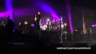 Korn - Get Up live Walmart Soundcheck 2012