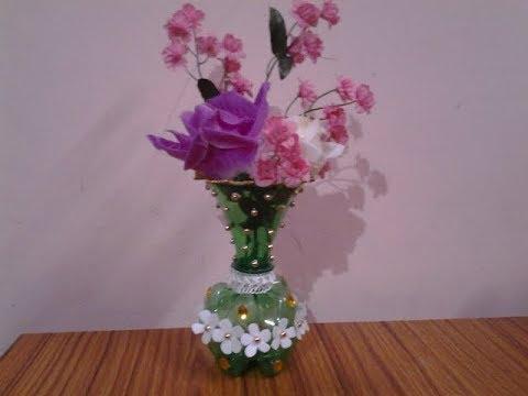 Best Reuse Idea Out Of Waste Plastic Bottles Ll Art Craft Idea Ll