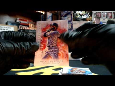 2017 Topps Inception Baseball 4 Box Personal Break For Jchav MISSING HIT
