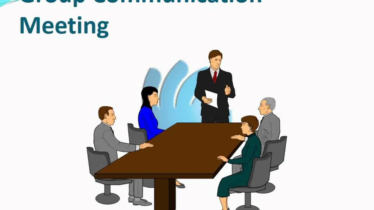 group communication Free group communication papers, essays, and research papers.