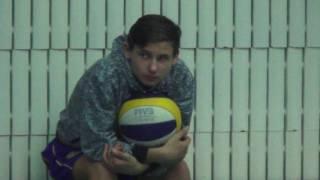 I тур (U -17) Ч У по пляжному волейболу в помещениях среди юношей 19.01.2017. (11 ч.)