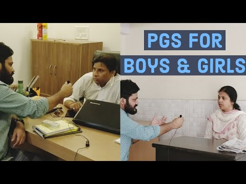PG For Boys And Girls Near Vajiram And Ravi